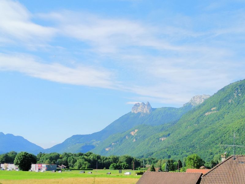View from the property Location Apartment 115180 Annecy