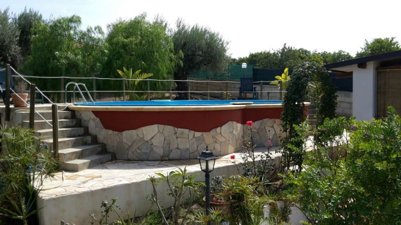 Swimming pool Location Villa 117251 Noto