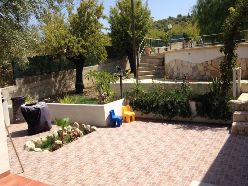 Garden Location Villa 117251 Noto