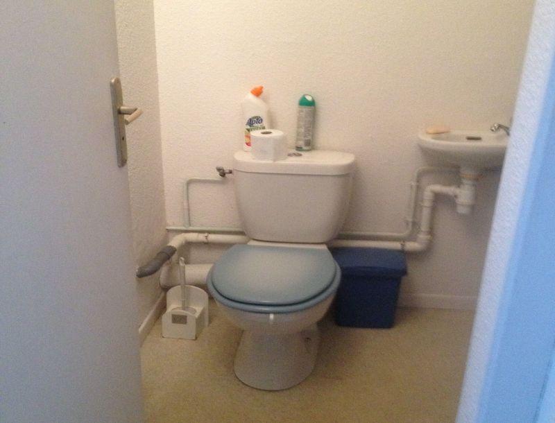 Bathroom w/toilet only Location Apartment 117435 Saint Lary Soulan