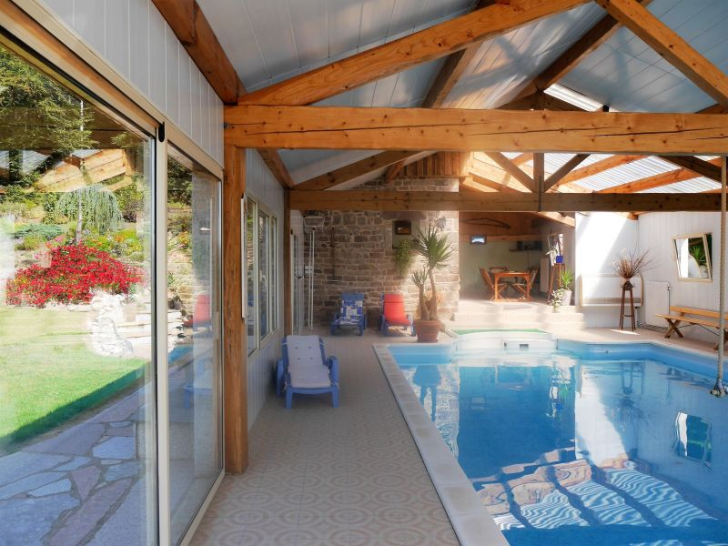 Swimming pool Location Vacation rental 117964 Plombières les Bains