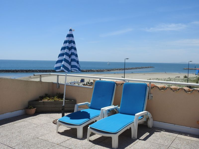 Terrace Location Apartment 118247 Sete