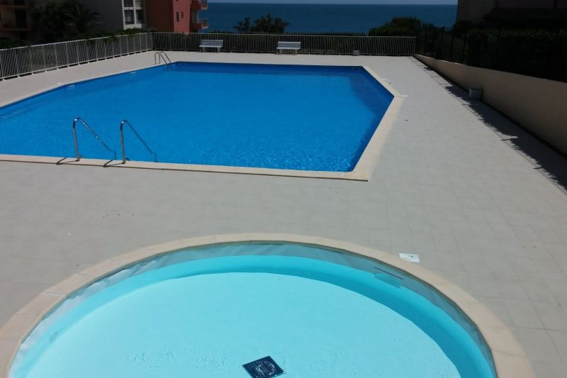 Swimming pool Location Apartment 118541 Cap d'Agde