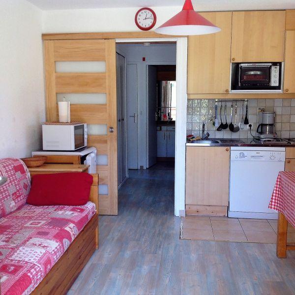 Living room Location Apartment 65951 Risoul 1850