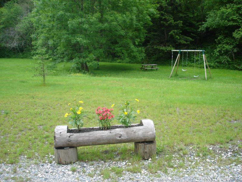 Garden Location Vacation rental 67181 Saint Lary Soulan