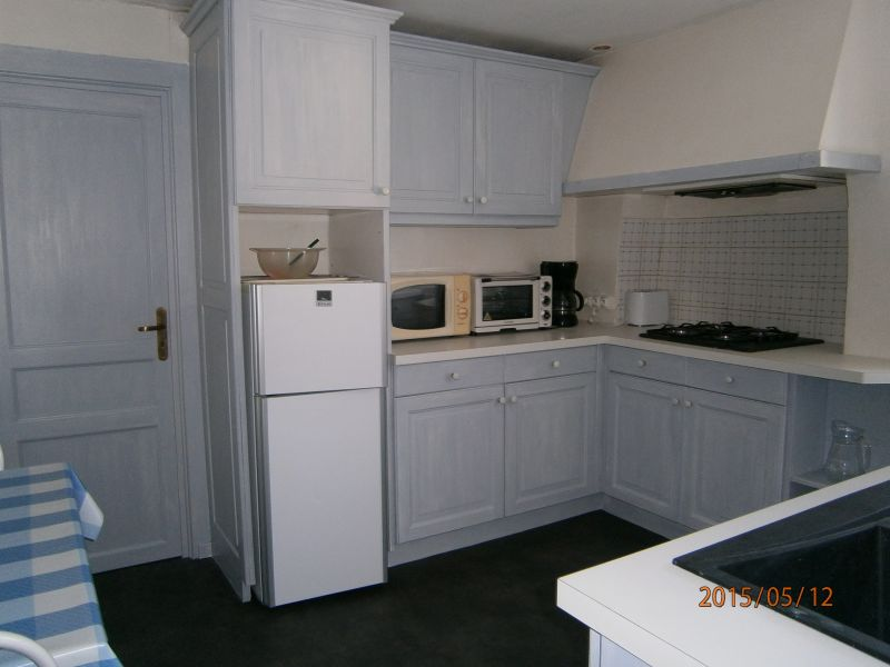 Separate kitchen Location Apartment 67987 Biarritz
