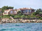 Villa apartment Aranci Gulf 1 to 8 people