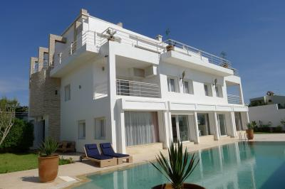 View of the property from outside Location Villa 76643 Agadir