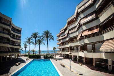 Swimming pool Location Apartment 78295 Cambrils