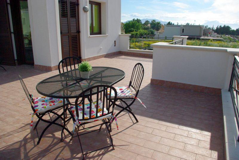 Terrace Location Villa 83225 Terrasini