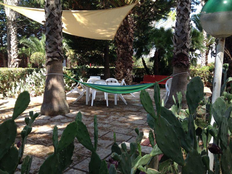 Garden Location Villa 85621 Ugento - Torre San Giovanni