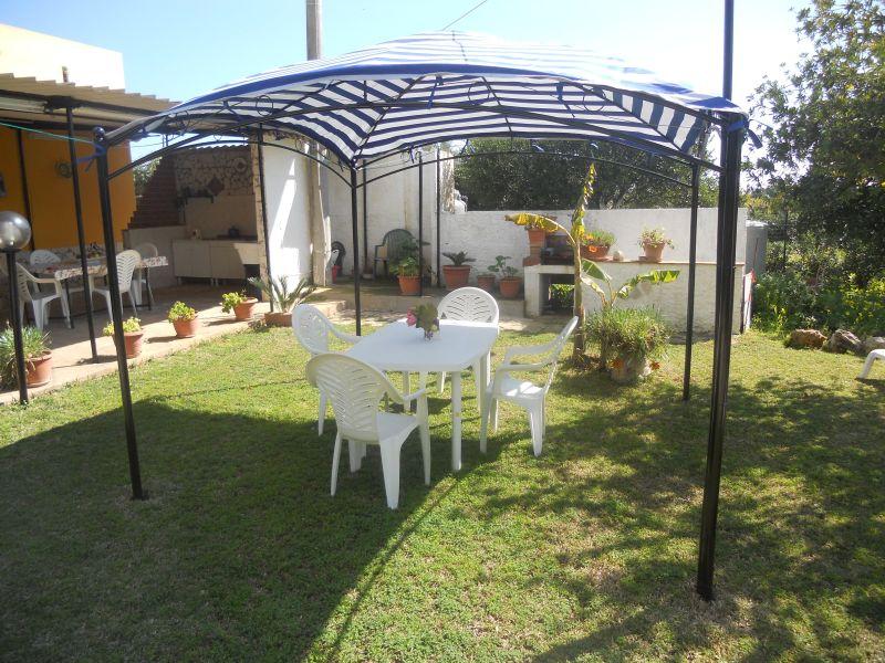 Garden Location Villa 95053 Avola