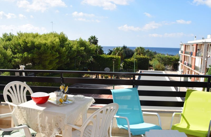 Terrace Location Apartment 97328 Porto Cesareo