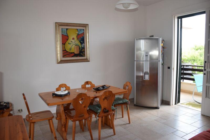 Dining room Location Apartment 97328 Porto Cesareo