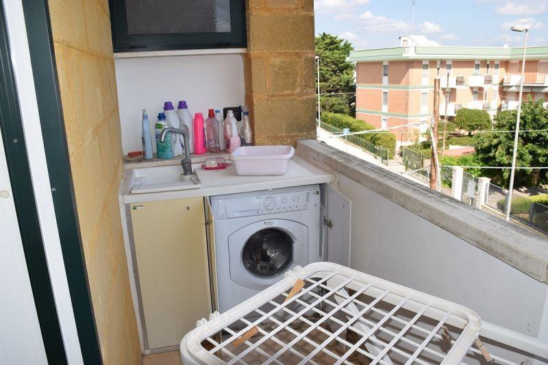 Balcony Location Apartment 97328 Porto Cesareo
