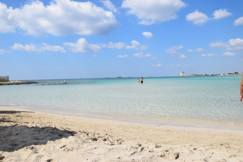Beach Location Apartment 97328 Porto Cesareo