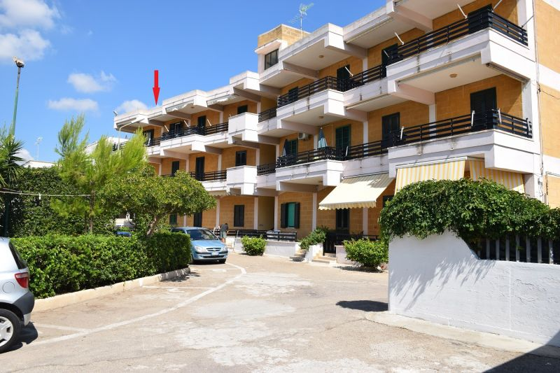View of the property from outside Location Apartment 97328 Porto Cesareo