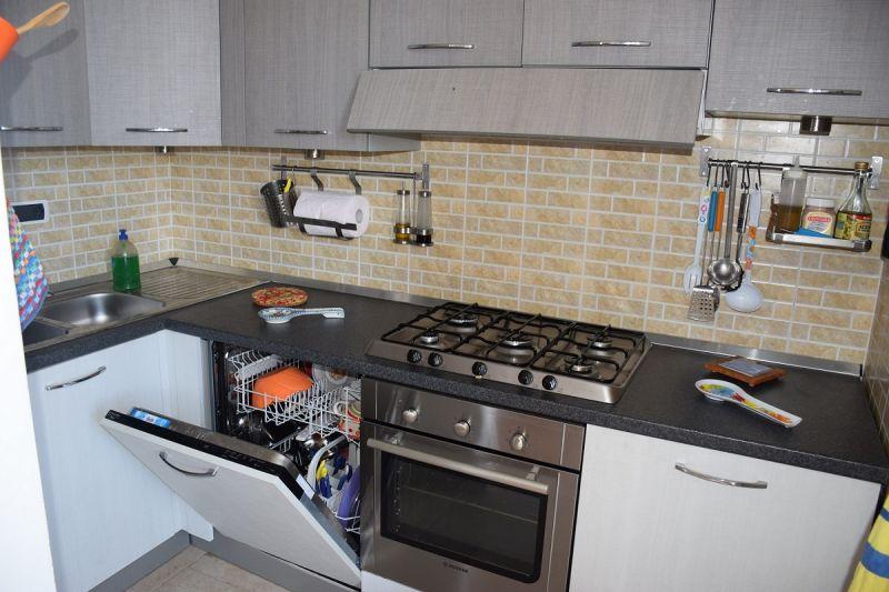 Separate kitchen Location Apartment 97328 Porto Cesareo