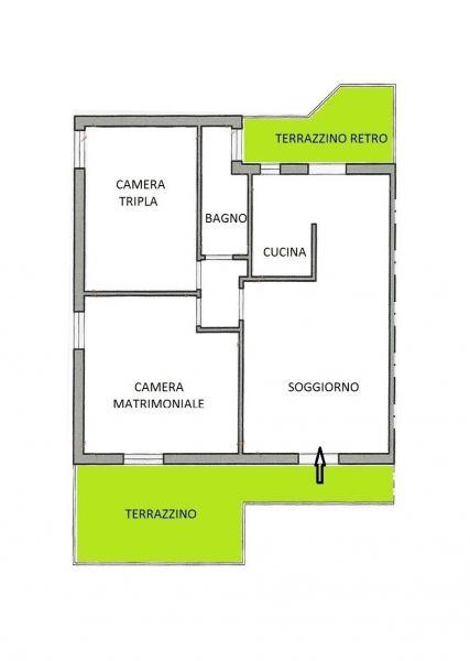 Location Apartment 97328 Porto Cesareo