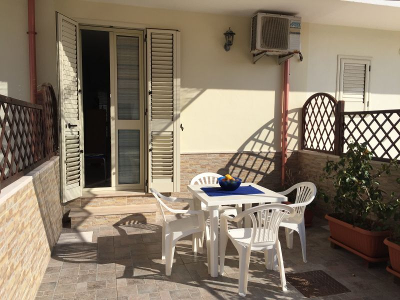Porch Location Apartment 97977 Ugento - Torre San Giovanni