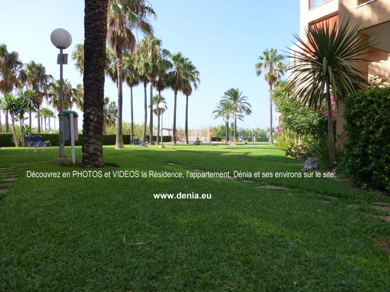 Garden Location Apartment 101883 Denia