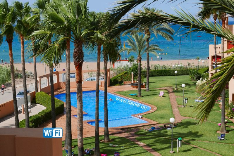 Location Apartment 101883 Denia