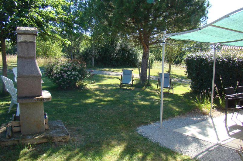 Garden Location Vacation rental 102124 Gourdon