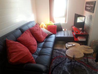Living room Location Apartment 106619 La Plagne
