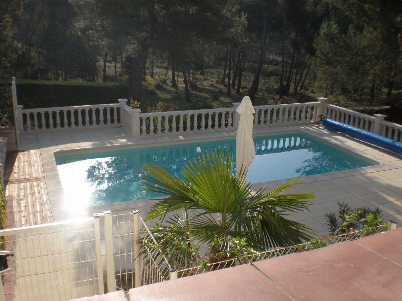 Swimming pool Location Apartment 107983 Aix en Provence