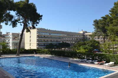 Swimming pool Location Apartment 109519 Salou