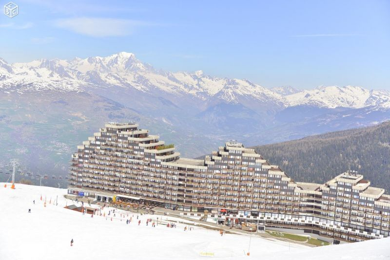 View of the property from outside Location One-room apartment 111258 La Plagne