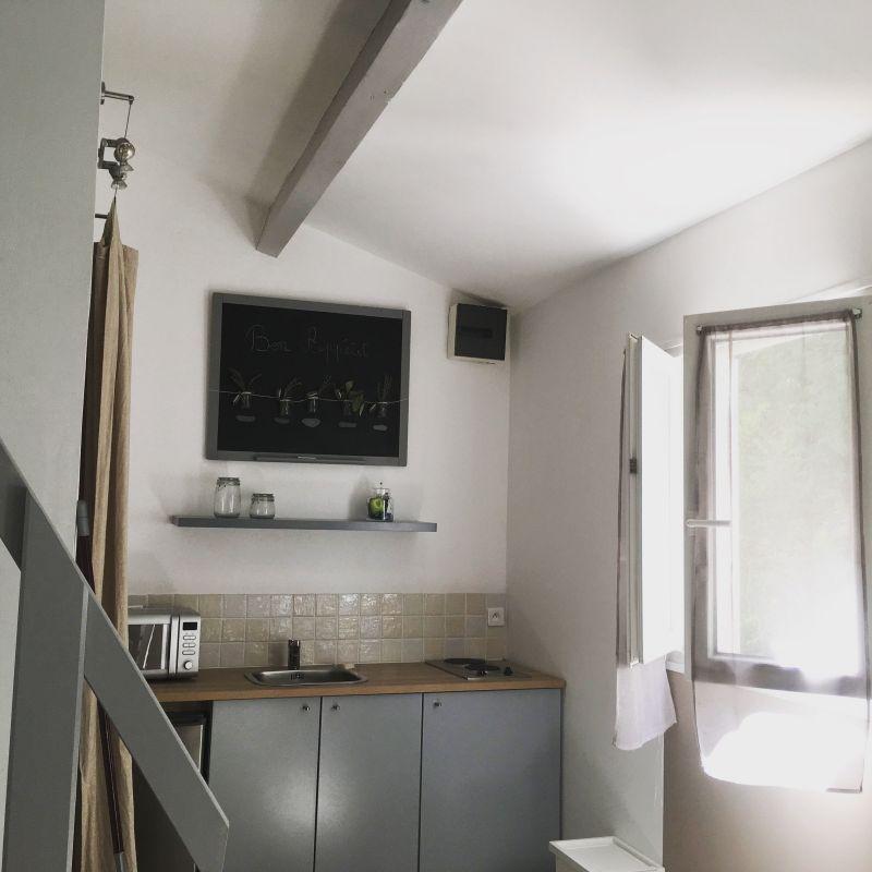 Kitchenette Location Apartment 111513 Aix en Provence