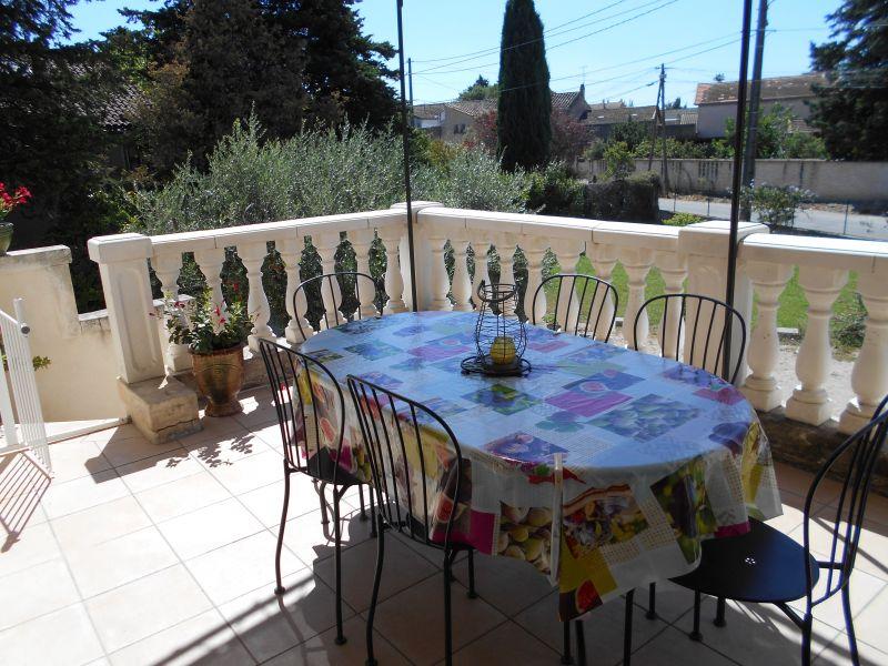 Terrace Location Villa 111549 Saint Rémy de Provence