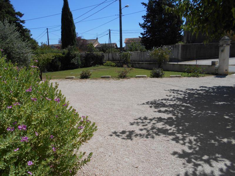 Courtyard Location Villa 111549 Saint Rémy de Provence