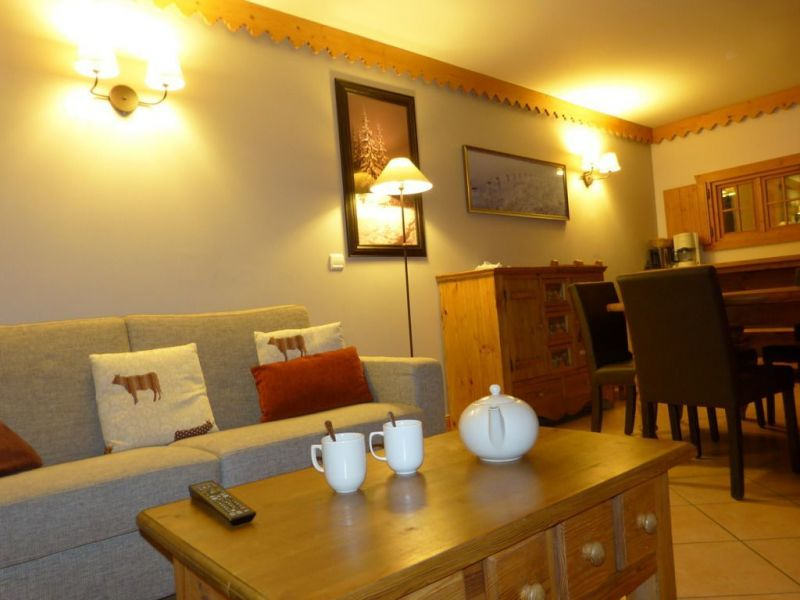 Living room Location Apartment 111565 La Plagne