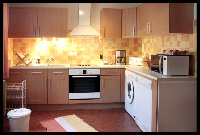 Separate kitchen Location Apartment 112350 Saint Lary Soulan