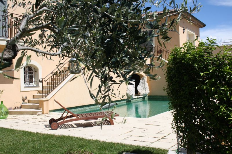 Swimming pool Location Apartment 116006 Vence