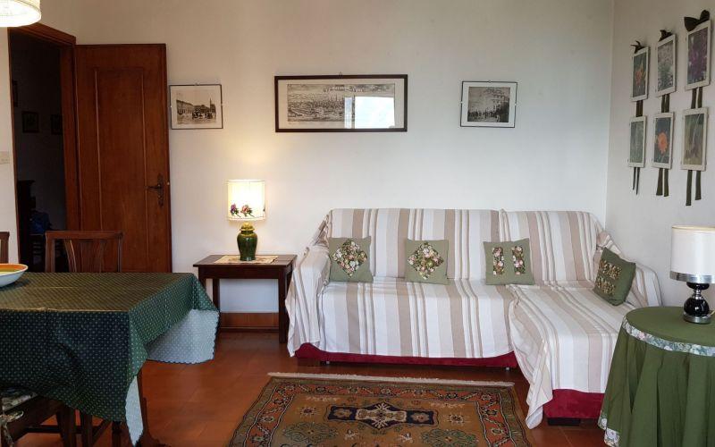 Living room Location Apartment 116279 Sauze d'Oulx