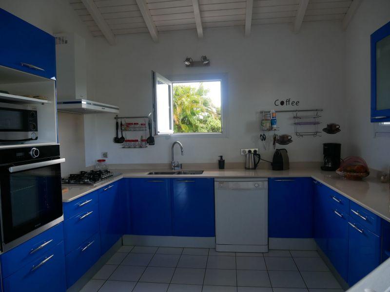 Separate kitchen Location Villa 116772 Saint Francois
