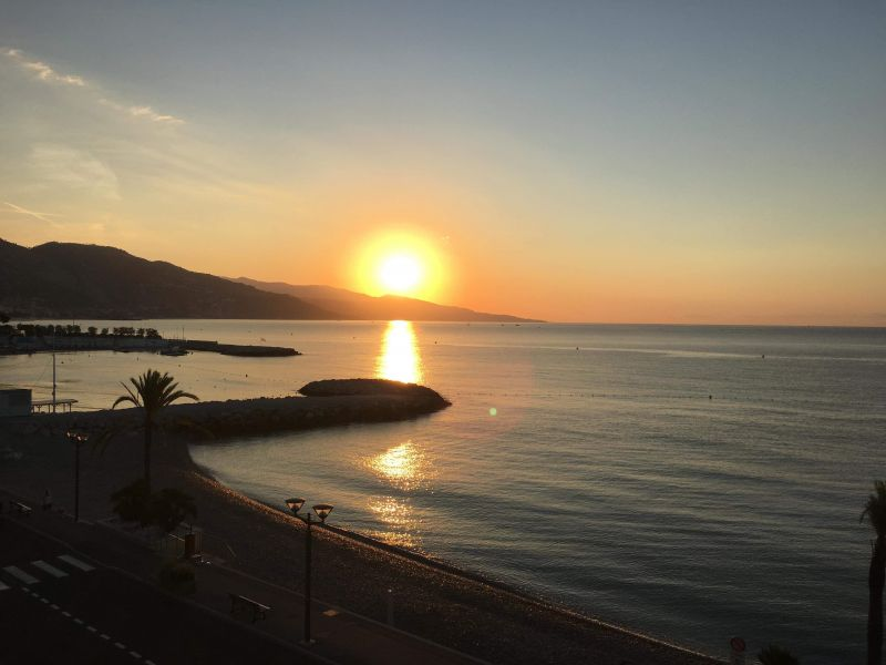 View from the terrace Location Apartment 117152 Menton