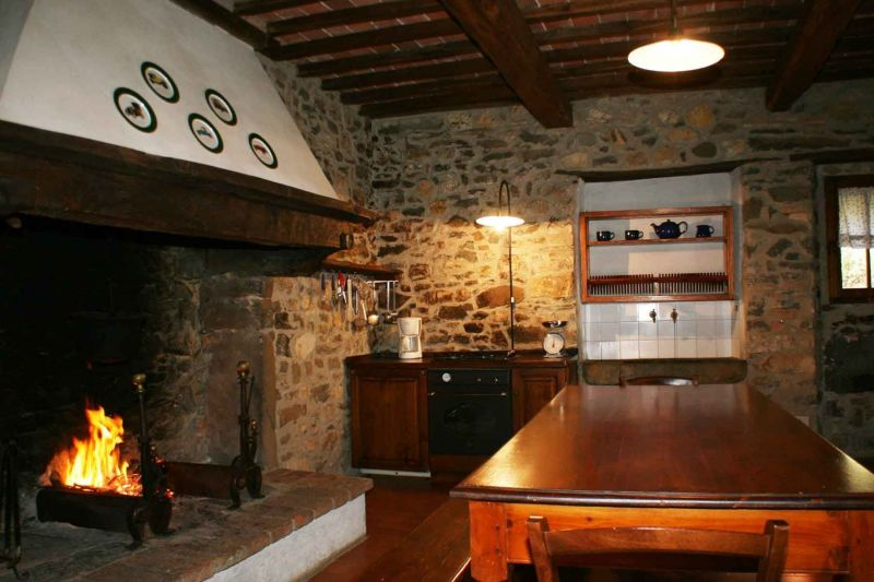 Dining room 2 Location House 117228 Arezzo