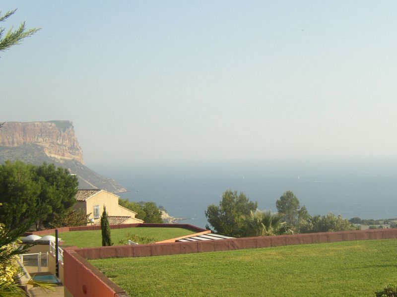 View from the terrace Location Villa 118042 Cassis