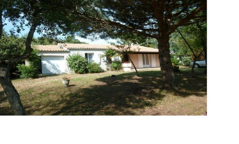View of the property from outside Location Villa 118341 Saint Georges d'Oléron