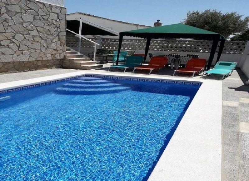 Swimming pool Location Villa 119891 Empuriabrava