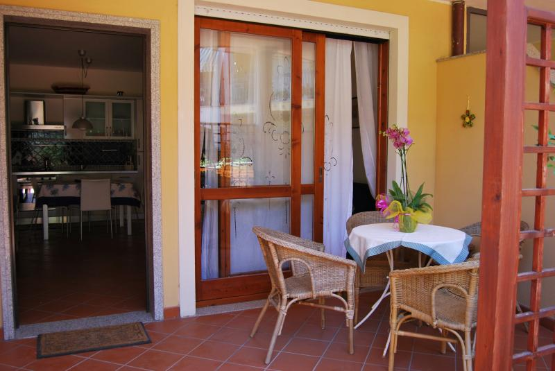 View of the property from outside Location Apartment 69224 Alghero