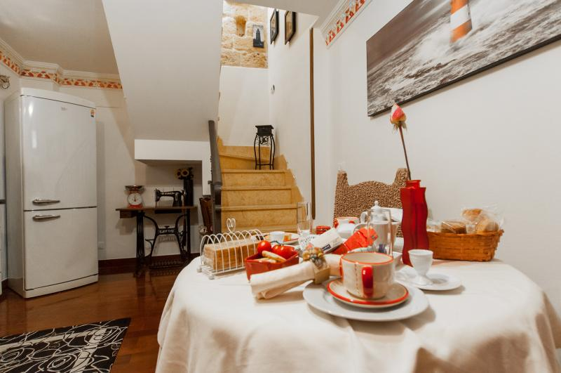 Dining room Location Apartment 69812 Monopoli