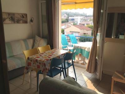Location One-room apartment 74171 Villeneuve-Loubet