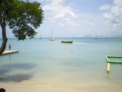 Surroundings Location One-room apartment 75916 Sainte Anne (Martinique)