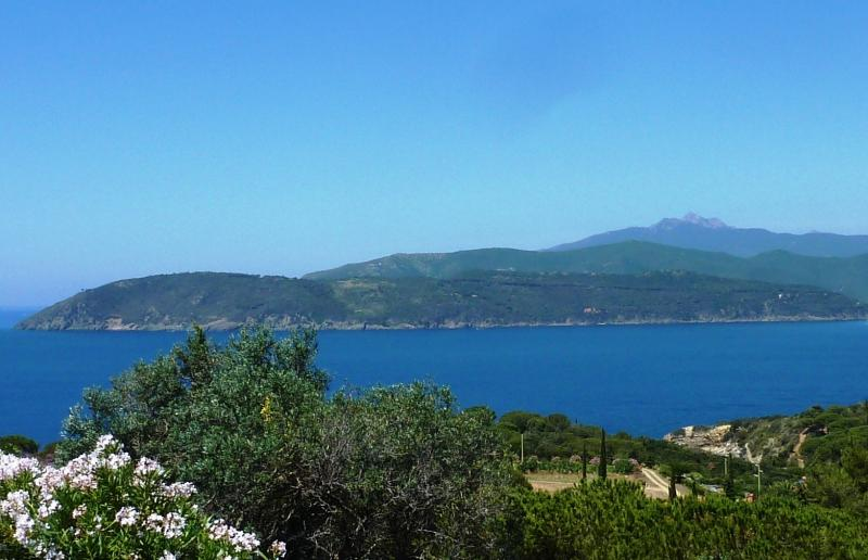 View from the property Location Apartment 77736 Capoliveri