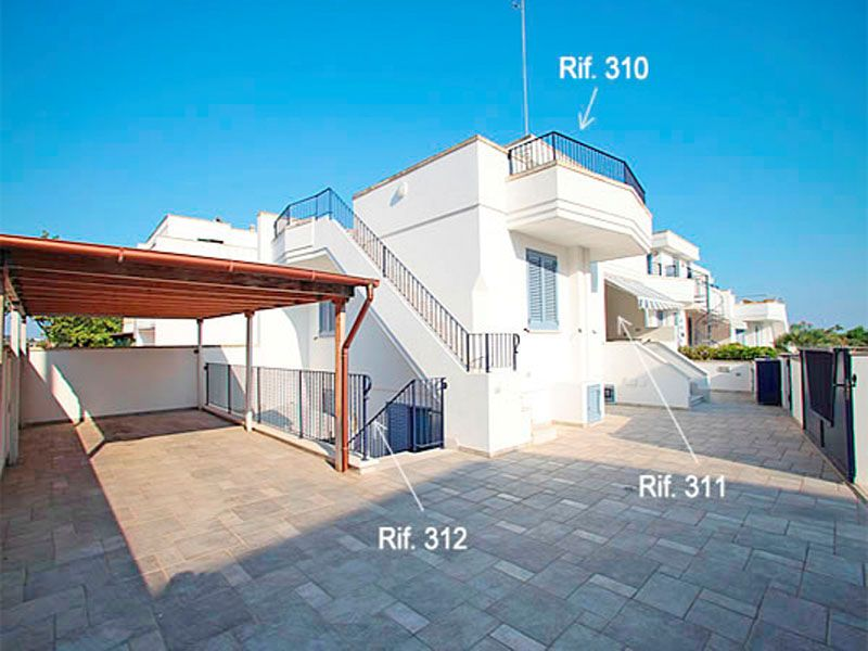 View of the property from outside Location One-room apartment 77752 Santa Maria di Leuca